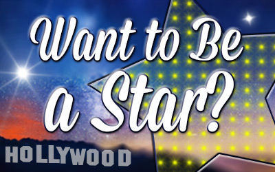 Want to be a Star