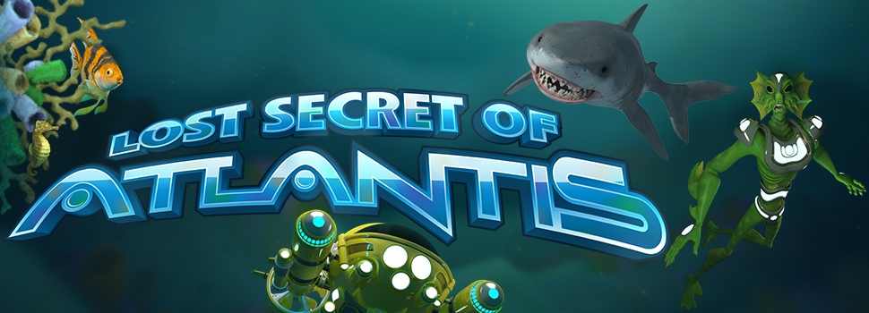 Lost secret atlantis Desktop