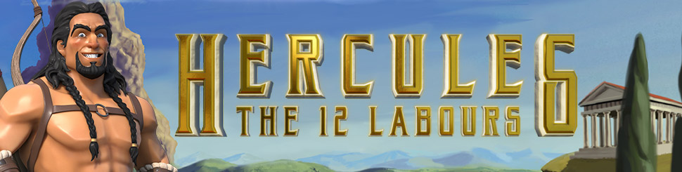 Hercules the 12 Labours