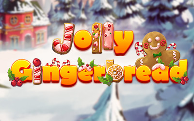 Jolly Gingerbread