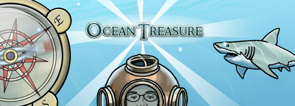 ocean treasure Desktop