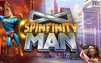 Spinifinity Man