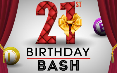 21st Birthday Bash
