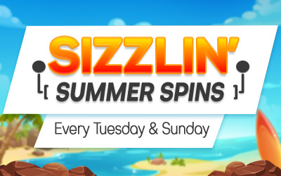 Sizzlin' Summer Spins