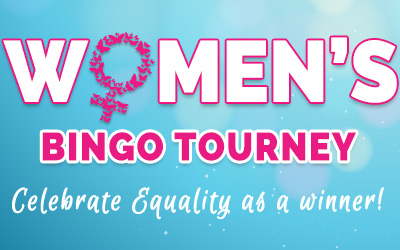 Women's Bingo Tourney